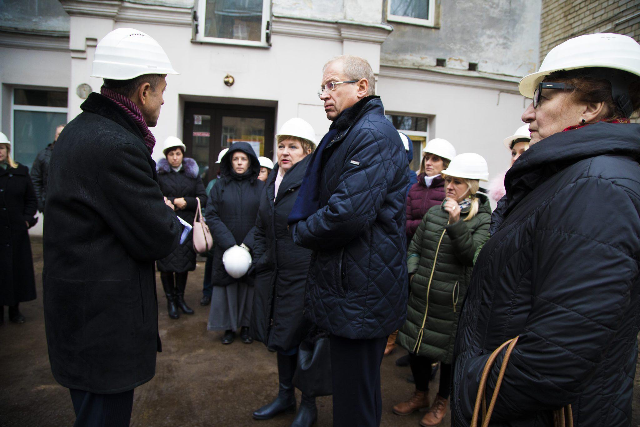 """Nākamgad Rīgas Bāriņtiesa un krīzes un konsultācijas centrs """"Skalbes"""" atradīsies jaunā ēkā Tērbatas ielā 69"""