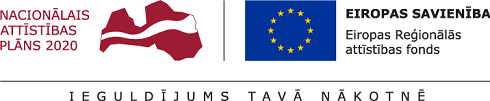 Nacionālāis attīstības plāns 2020 Eiropas Savienība Eiropas Reģionālās attīstības fonds