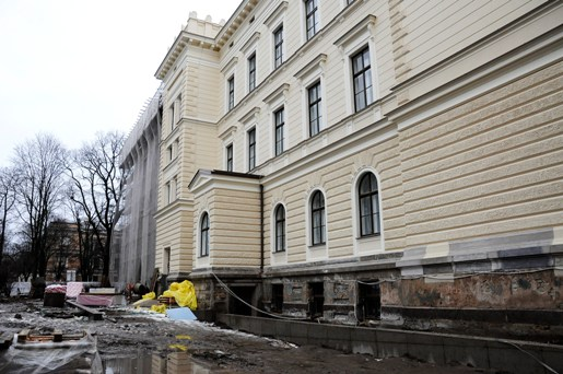 Rīgas 2.vidusskolas rekonstrukcija un restaurācija