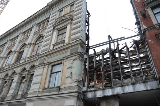 Mihaila Čehova Rīgas krievu teātra ēku kompleksa rekonstrukcija un restaurācija