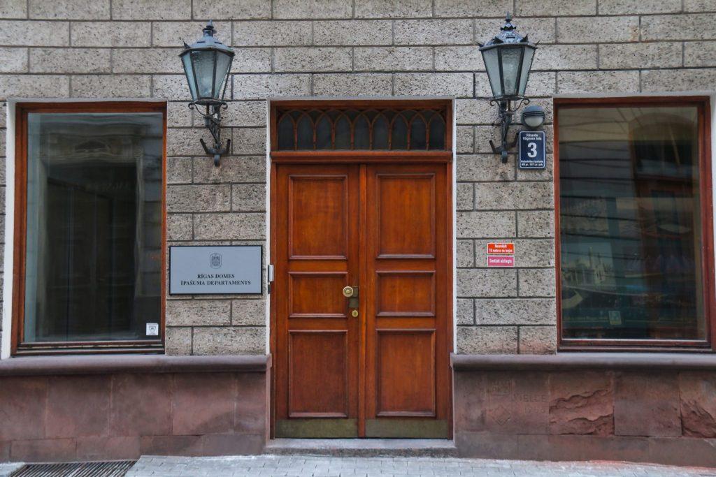 Rīgas Domes Ipašuma departaments