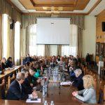Rīgas dome, pārņemot īpašumā zemi, plāno Latvijas Nacionālā teātra ēkas paplašināšanu