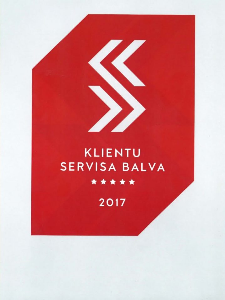 KLIENTU SERVISU BALVA 2017