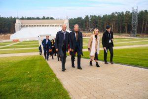 Līdz 2020.gada 18.jūnijam jeb XII Latvijas Skolu jaunatnes dziesmu un deju svētkiem pārbūvēs Mežaparka Lielo estrādi