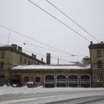 Ziņa - Pašvaldība pārņems īpašumā ēku VUGD depo ēku Akmeņu ielā 17