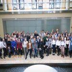 Ēnu dienā 66 jaunieši iepazina Rīgas vicemēra amata pienākumus un RD Īpašuma departamenta profesijas