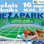 Rīgas svētkos aicinām novērtēt jaunās estrādes būvniecību un piedalīties Lielajā Mežaparka piknikā