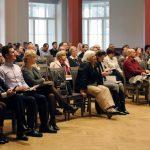 Informatīvo semināru par līdzfinansējuma saņemšanu kultūrvēsturiskā būvmantojuma saglabāšanai apmeklēja vairāk kā 100 interesentu