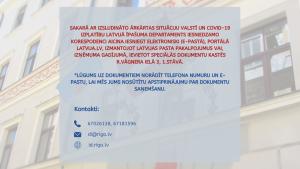 17.03.2020.-Informācija par Rīgas domes Īpašuma departamenta sniegtajiem pakalpojumiem ārkārtas situācijā-1