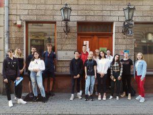 40 skolēni arī šovasar pie mums veiks dažādus darba pienākumus
