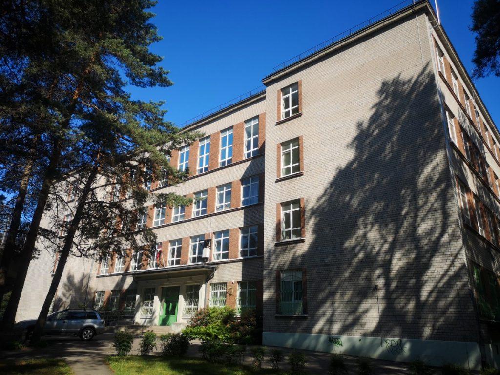 Tiek izsolīts nekustamais īpašums Inčukalna ielā 2, Rīgā (Mežaparkā)