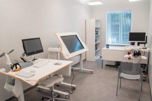 Apmeklētajiem atvērta atjaunotā Rīgas 1.slimnīcas Rehabilitācijas klīnikas ēka (interjers)-41