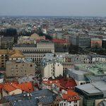 Rīgas centrs no Pēterbaznīcas