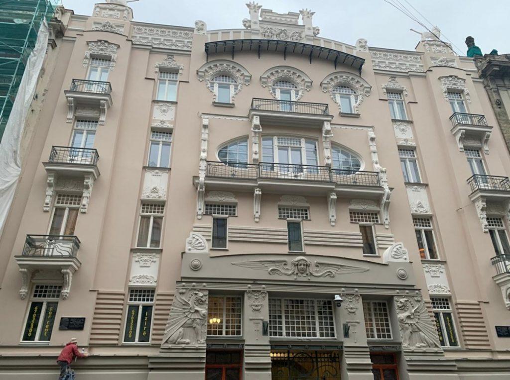 Rīgas pašvaldība turpina līdzfinansēt kultūrvēsturisko ēku atjaunošanu