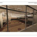 Rīgas pašvaldībai piederošu īpašumu nodod jaunas sporta halles būvniecībai